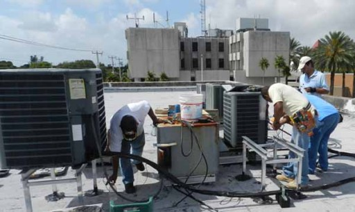 Air Conditioning Units Replaced in North Miami in 2008