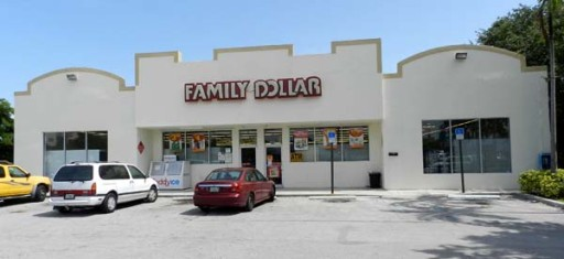 Family Dollar Store Complete Construction of Building and Interior in 2003